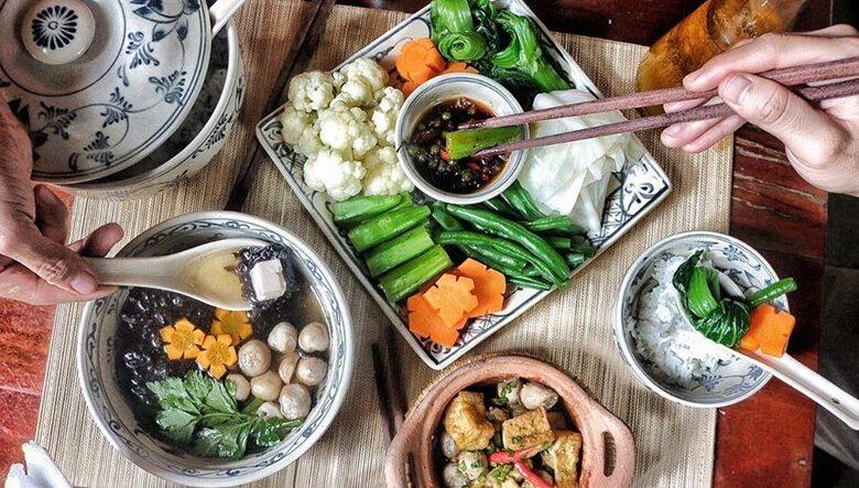 Ăn chay đúng cách để bảo vệ sức khỏe