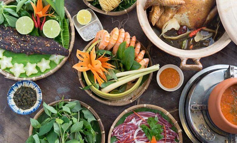 Những yếu tố nào ảnh hưởng đến văn hóa ẩm thực mỗi quốc gia?