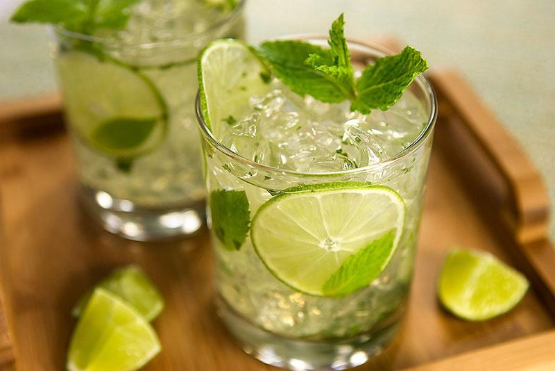 Soda chanh dưa chuột - Đồ uống mùa hè mát lạnh