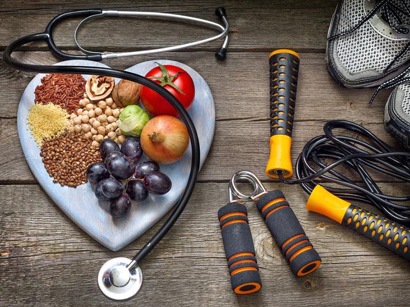 Dinh dưỡng đóng vai trò quan trọng đối với sức khỏe và quá trình vận động