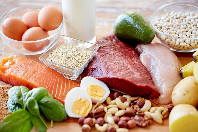 Vitamin và khoáng chất cho sự trao đổi chất