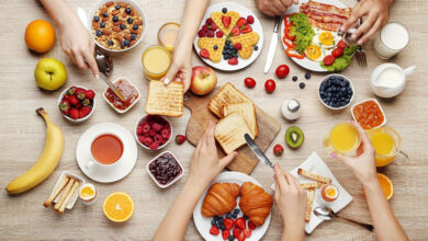 Tầm quan trọng của các chất dinh dưỡng đối với sức khỏe và luyện tập