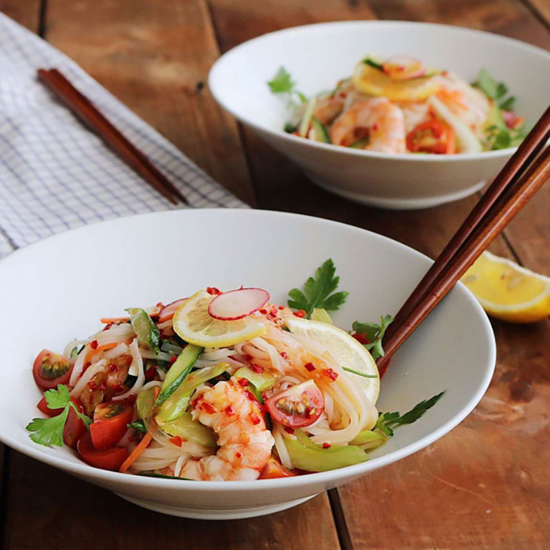 Phở trộn kiểu Thái – Món ngon không thể bỏ qua